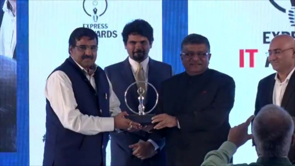 Startup OF The Year 2018 Award